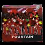 Canada Fountain - Blastoff
