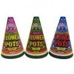 Vulcan Flower Pots